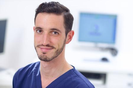 Dr Pierre Alban Diss, Dentiste Paris 8
